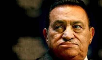Египет замрази авоари на Мубарак, забранява му да пътува