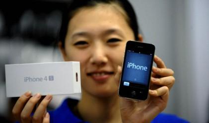 В Китай ще си купуват iPhone 4S чрез лотария