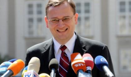 Чехия поиска еврозоната да стане бюджетна федерация