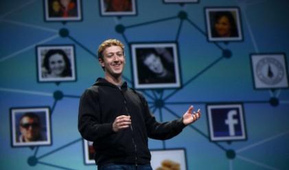 Закърбърг държи Facebook с желязна хватка