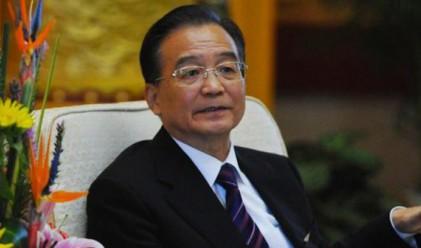Цзябао: Китай няма намерение да купува Европа