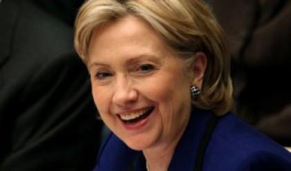 Хилари Клинтън: Опитът на България е модел за страни в преход