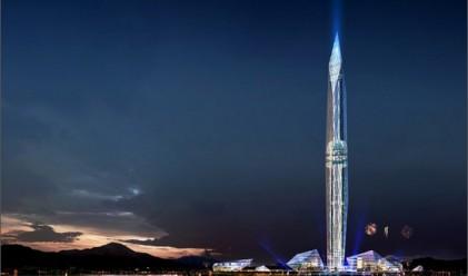 В Южна Корея ще строят кула-невидимка