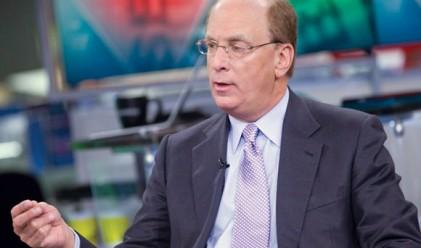 Л. Финк: Бъдете 100% в акции