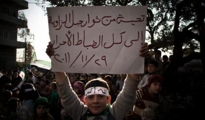 ЕС обмисля още по-строги санкции срещу Сирия