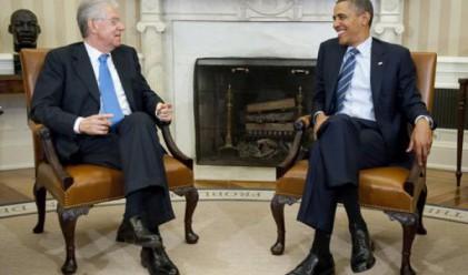 САЩ обеща помощ на еврозоната
