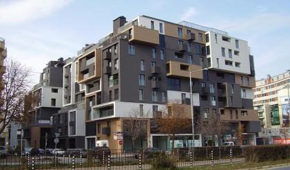 Въведените в екплоатация жилищни сгради се увеличават с 46% за година