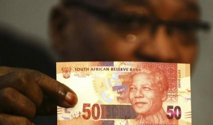 Пускат банкнота с лика на Нелсън Мандела