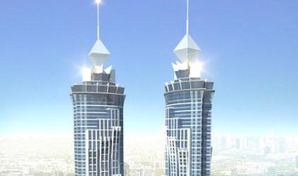 Разходка из най-високия хотел в света
