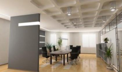 Наемите на офиси падат с 18.4% през 2011 година