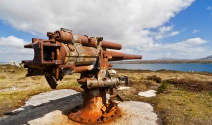 Колко плаща Великобритания за охраната на Фолкландските острови