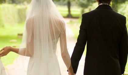 Държавите, в които най-малко хора сключват брак