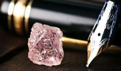 Рядък розов диамант откриха в Австралия