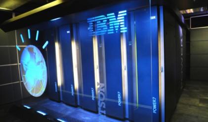 IBM подкрепиха сините чипове с 28 пункта