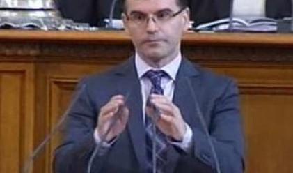 Дянков защити в парламента идеята си за Сребърния фонд