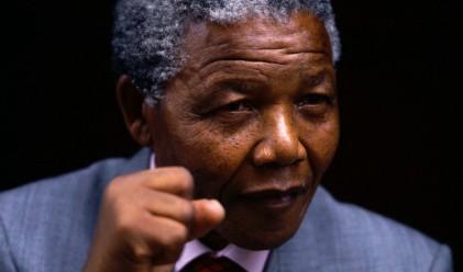 Нелсън Мандела е в болница
