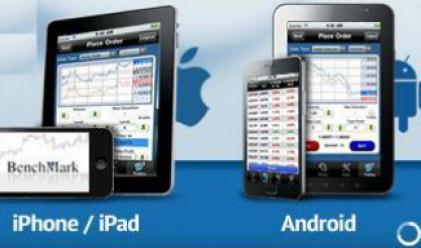 БенчМарк Финанс стартира мобилни MetaTrader платформи