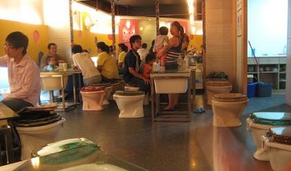 Тайван- родината на тоалет-ресторантите
