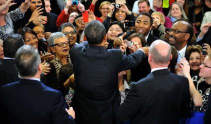 Китайци заляха с коментари страницата на Обама в Google+