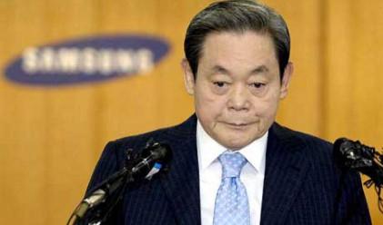 Най-богатият човек в Южна Корея съден за наследство