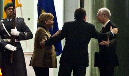 Германия отказа да обсъжда защитната стена на еврозоната