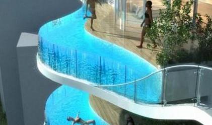 Да превърнеш балкона си в басейн!