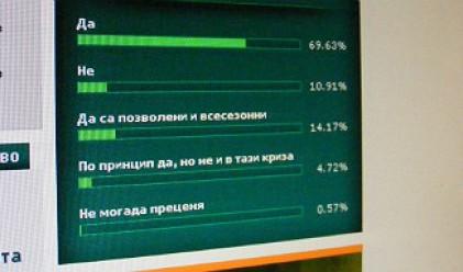 Да бъдат ли задължителни зимните гуми в България?
