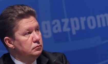 Директорът на Газпром идва в България
