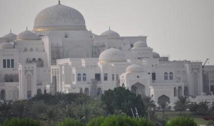 Да прекараш една вечер в 7-звездния хотел в Абу Даби