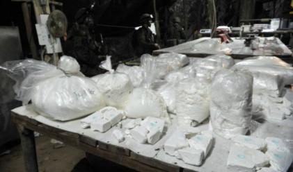 Държавите с най-голям трафик на хероин