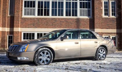 Продадоха стария Cadillac на Бъфет за 122 500 долара