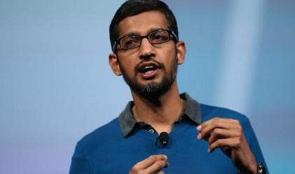 Шефът на Google вече е най-високо платеният CEO в САЩ