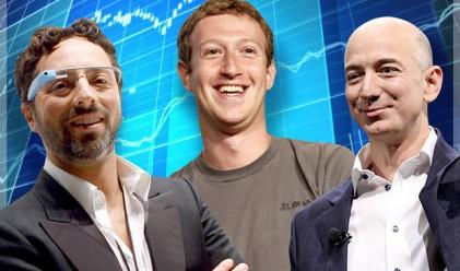Вижте на колко години тези милиардери направиха първия си милион