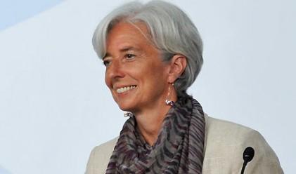 Кристин Лагард остава начело на МВФ още 5 г.