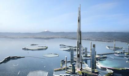 Сграда в Япония ще е два пъти по-висока от Burj Khalifa