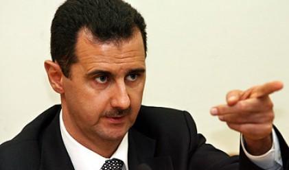 Башар Асад иска след 10 години да бъде човекът, спасил Сирия