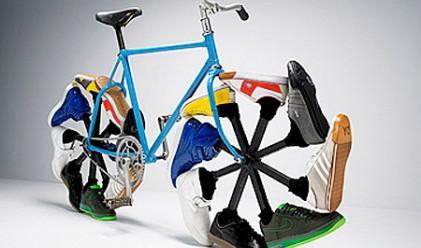 Това със сигурност е най-странното колело в света