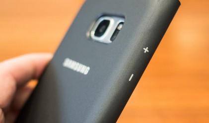 Samsung представи дългоочаквания Galaxy S7