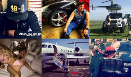 Богатите хлапета на Русия в Instagram
