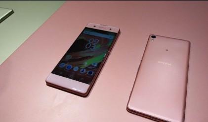 Sony представя три смартфона в Барселона