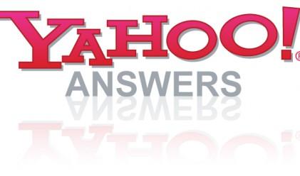 Най-нелепите въпроси в Yahoo Answers