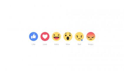 Facebook пусна нови бутони