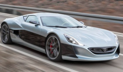 Това ще е най-бързият сериен електрически суперавтомобил