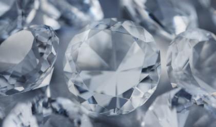 В Ангола откриха огромен диамант
