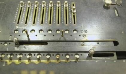 Вижте как са смятали калкулаторите преди 120 г.