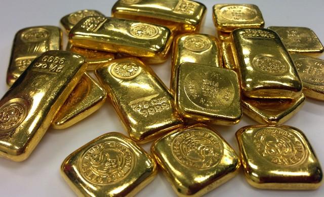 Цената на златото се понижи преди края на срещата на Фед