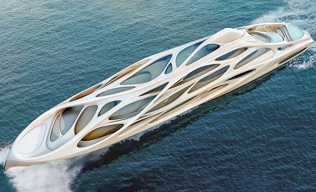 10 уникални яхти за милиардери