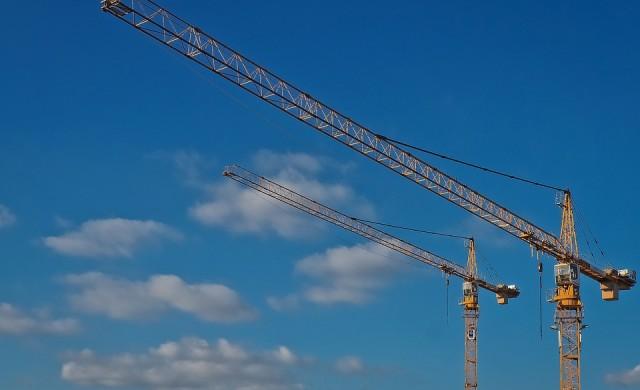37.3% спад в строителството на административни сгради