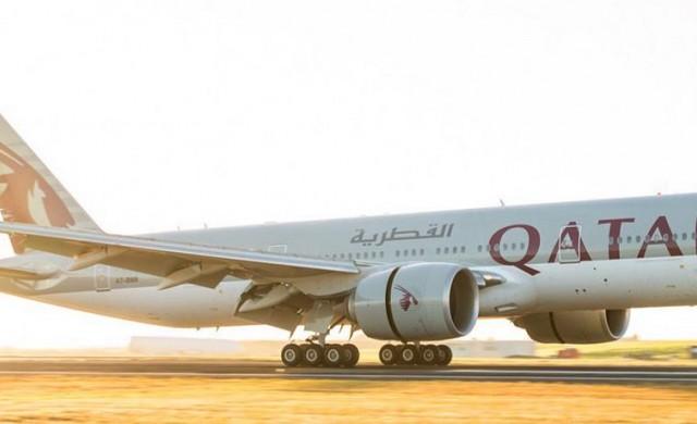 Най-дългият полет в света на Qatar Airways кацна в Нова Зеландия