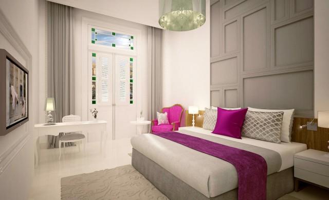 Как ще изглежда първият петзвезден хотел на Куба?